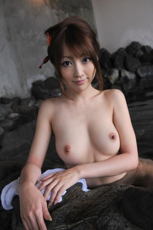 お風呂 おっぱい 19