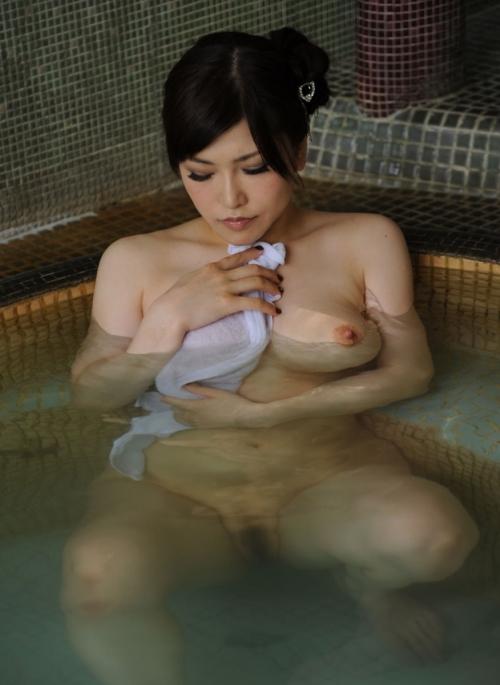お風呂 おっぱい 20