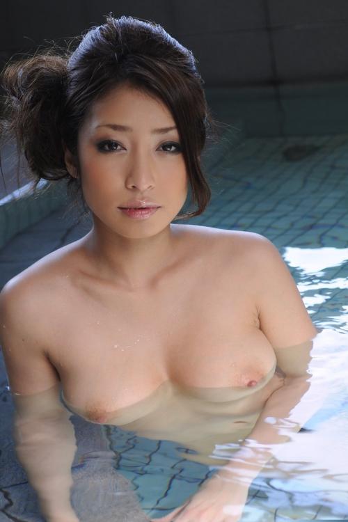 お風呂 おっぱい 49