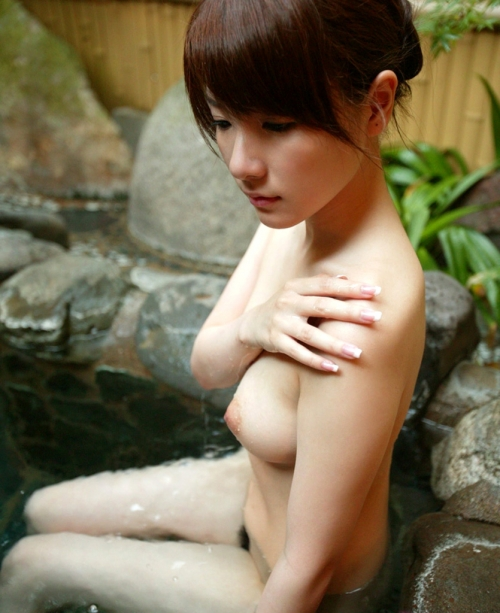 露天風呂 30
