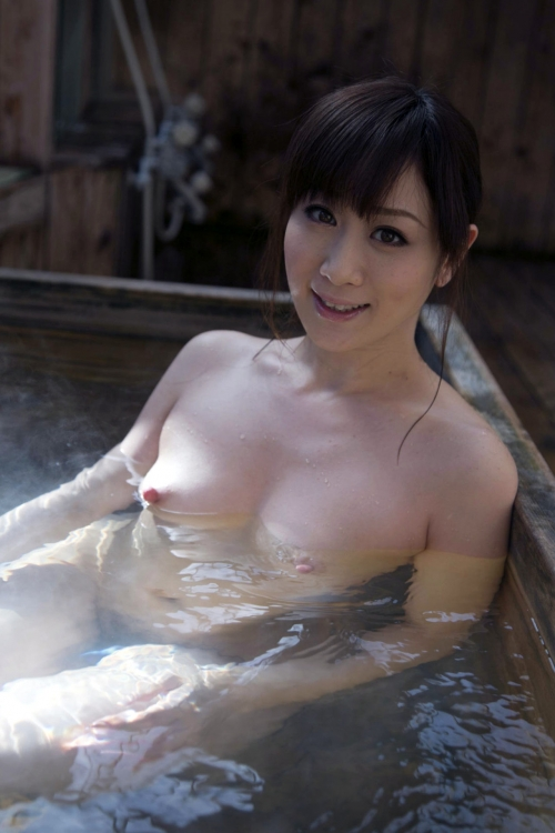 露天風呂 34