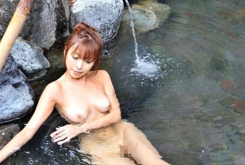 露天風呂 53