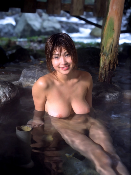 露天風呂 58