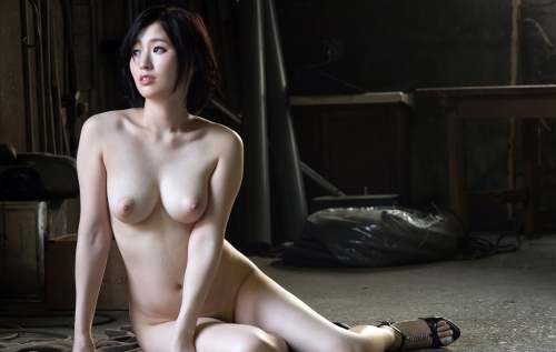 癒やしのおっぱい エロ画像 02