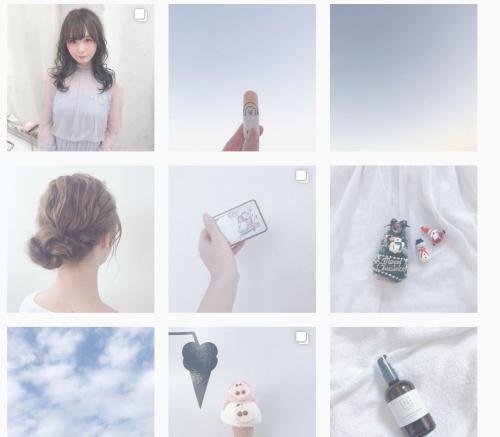 坂道みる Instagram