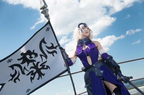 Fate/Grand Order サク コスプレイヤー 08