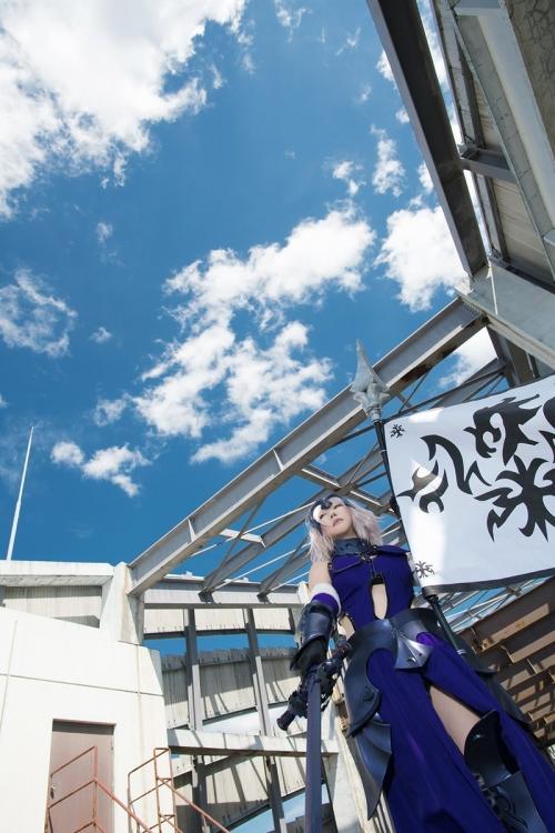 Fate/Grand Order サク コスプレイヤー 09