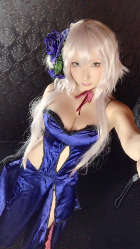 Fate/Grand Order サク コスプレイヤー 15