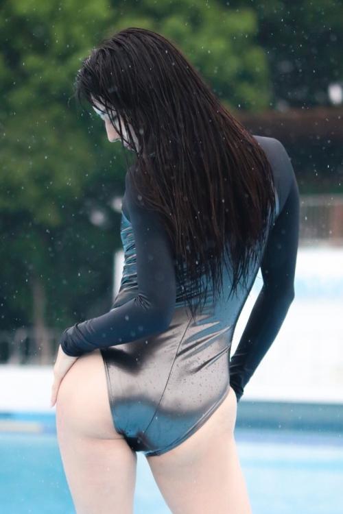 競泳水着 お尻 04