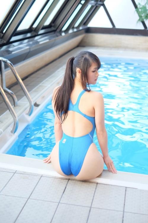 競泳水着 お尻 48