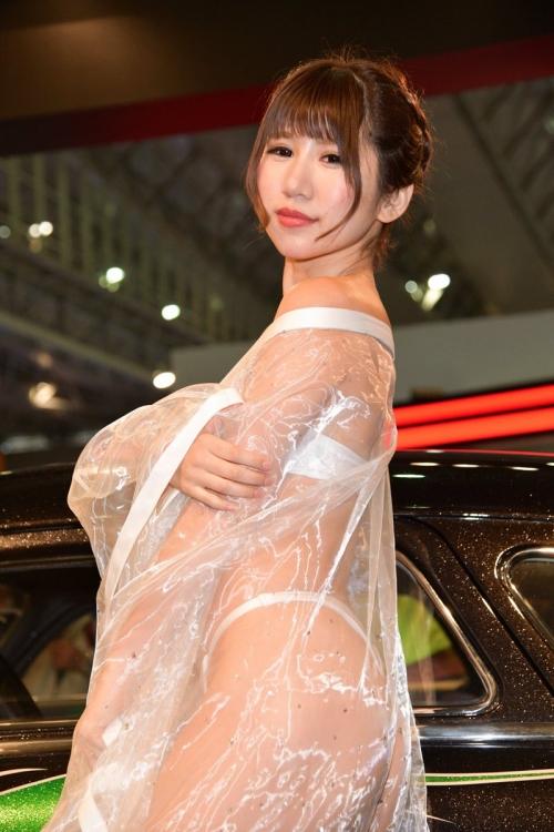 東京オートサロン2018 コンパニオン 106