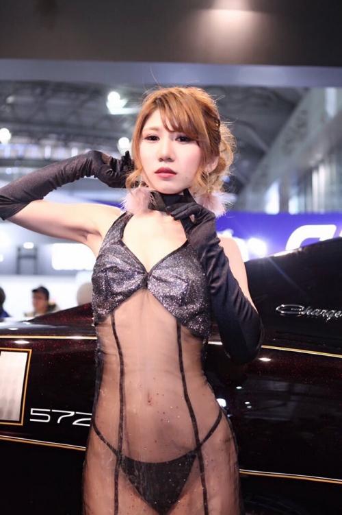 東京オートサロン2018 コンパニオン 107