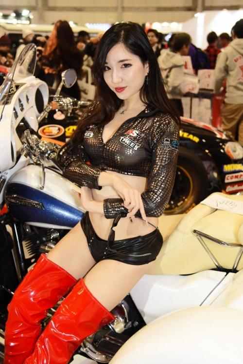 東京オートサロン2018 コンパニオン 120
