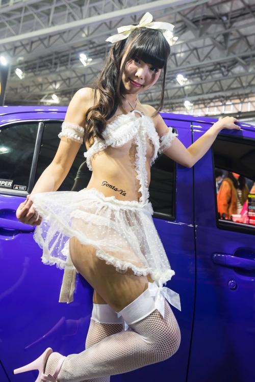 東京オートサロン2018 コンパニオン 45
