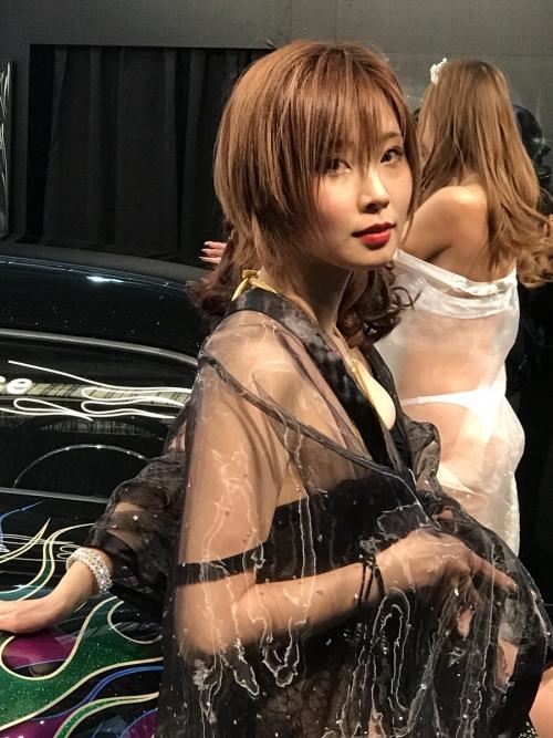 東京オートサロン2018 コンパニオン 82