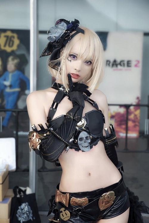 東京ゲームショウ TGS2018 コスプレイヤー 67