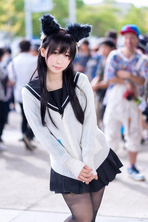 東京ゲームショウ TGS2018 コスプレイヤー 104