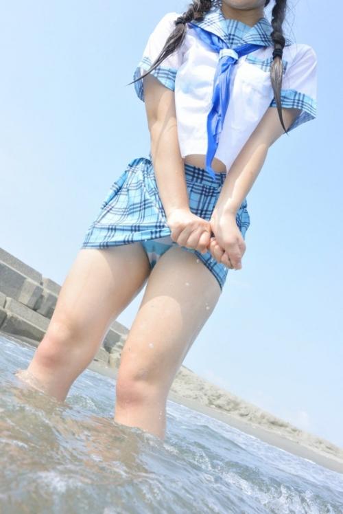 濡れた女 フェチ 07