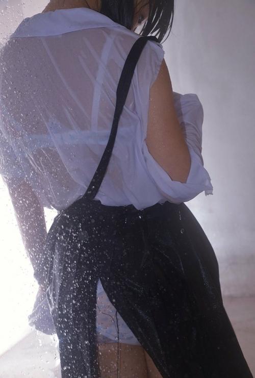 濡れた女 フェチ 27