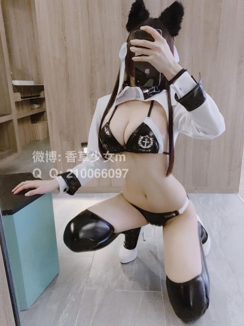 香草少女m 九尾狐狸m 咬一口小奈樱 01