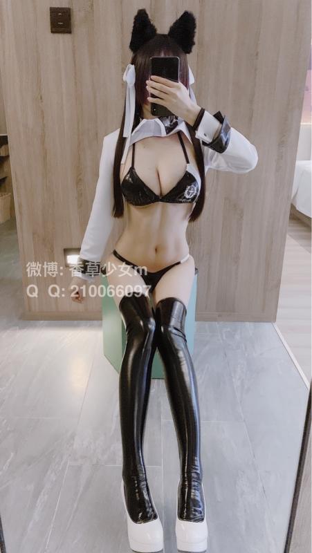 香草少女m 九尾狐狸m 咬一口小奈樱 03