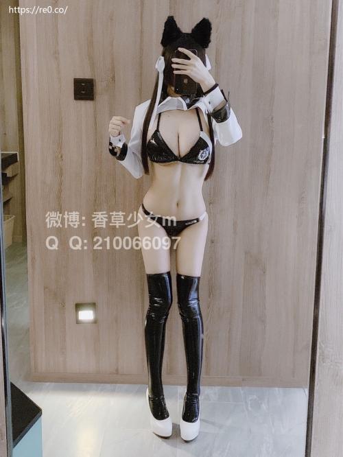 香草少女m 九尾狐狸m 咬一口小奈樱 04