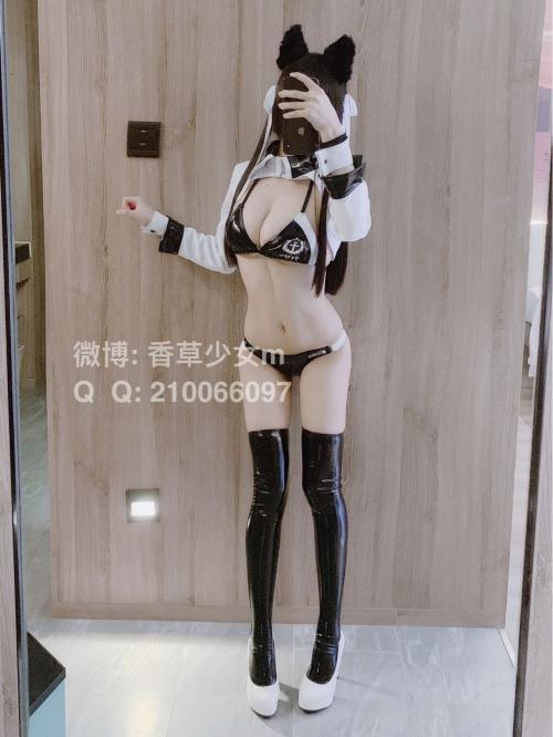 香草少女m 九尾狐狸m 咬一口小奈樱 05