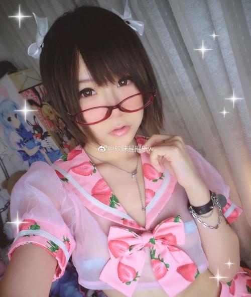 軟妹搖搖樂w @yaoyao23333 コスプレ 48