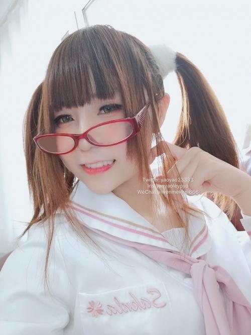 軟妹搖搖樂w @yaoyao23333 コスプレ 76