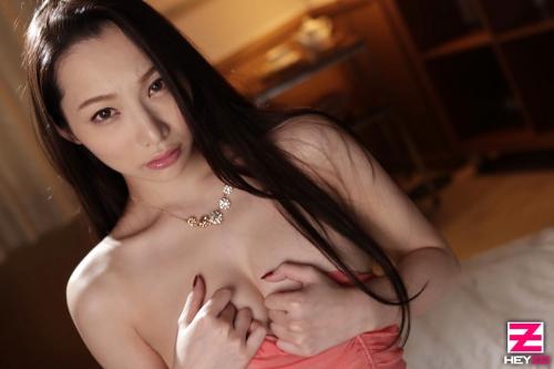 吉岡蓮美【よしおかはすみ】 妖艶すぎる美白美女 アダルト動画 HEYZO 20