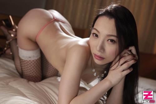 吉岡蓮美【よしおかはすみ】 妖艶すぎる美白美女 アダルト動画 HEYZO 22