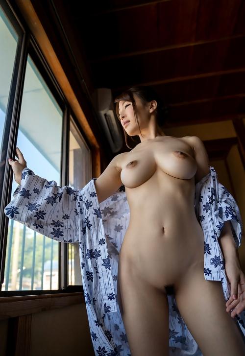 AV女優 凛音とうか 浴衣 21