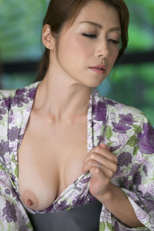 AV女優 北条麻妃 浴衣 59