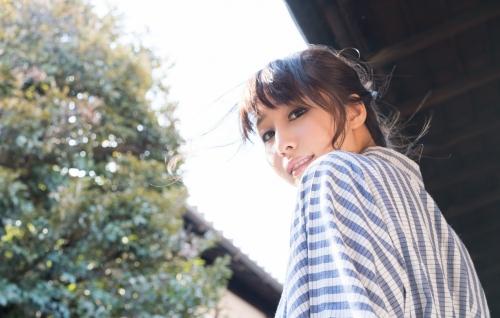AV女優 あやみ旬果 浴衣 92