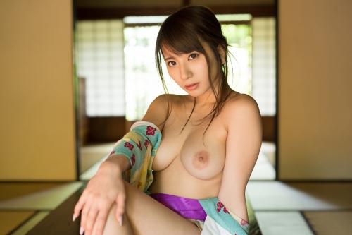 AV女優 園田みおん 浴衣 115