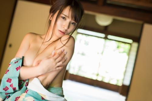 AV女優 園田みおん 浴衣 116