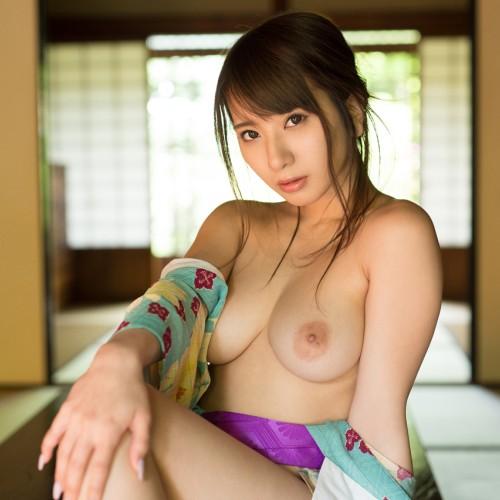 AV女優 園田みおん 浴衣