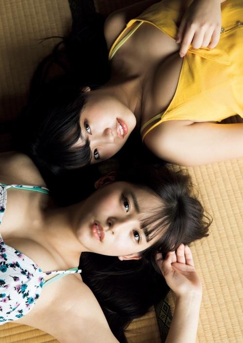 大原優乃 浅川梨奈 08