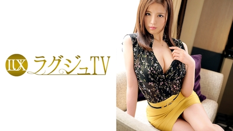 【ラグジュTV】ラグジュTV 836 月島あいり 27歳 バレエダンサー 1
