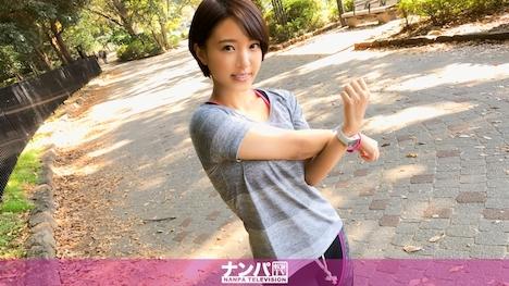 【ナンパTV】ジョギングナンパ 15 みお 21歳 大学生 1