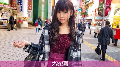 【ナンパTV】マジ軟派、初撮。 988 つばさ 20歳 キャバ嬢 1