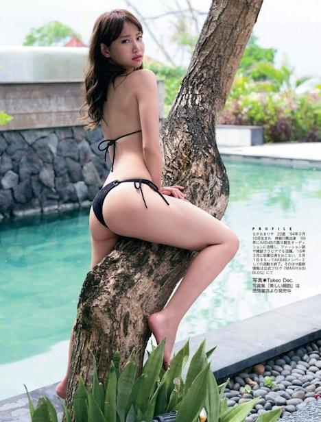 永尾まりやさんのSEX 140-2