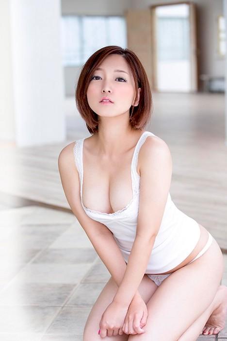 私のHな妄想叶えてください めぐみ(仮)26歳 AVデビュー 2