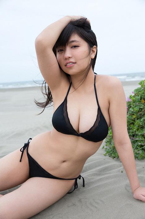 グラビアアイドル大原優乃の身体 30-4