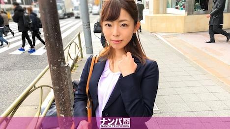 【ナンパTV】【ガチ中出し】マジ軟派、初撮。 29 れいな 32歳 営業 1
