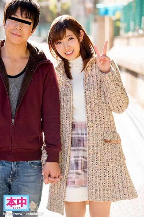 【新作】彼氏の目の前で彼女がイキまくりAV出演ドキュメント!! みはる(20歳) 2