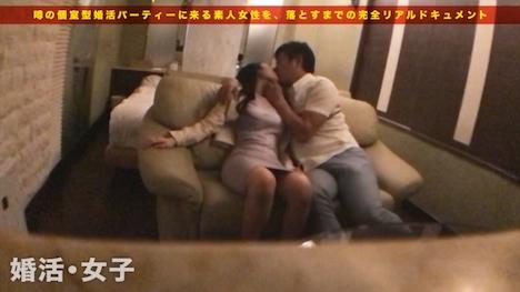 【プレステージプレミアム】婚活女子08 藤野真理さん 26歳 事務 6