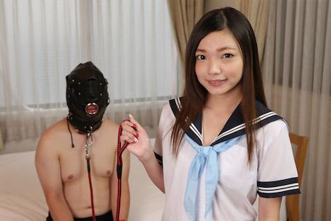 【カリビアンコム】令嬢と召使 ~舌をいっぱい出してワレメを舐めなさいよ~ 和登こころ 3