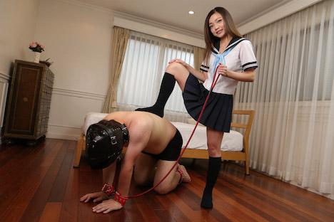【カリビアンコム】令嬢と召使 ~舌をいっぱい出してワレメを舐めなさいよ~ 和登こころ 7
