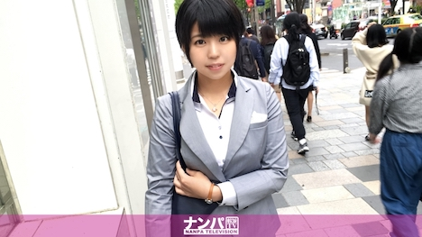 【ナンパTV】マジ軟派、初撮。 1075 まゆみ 26歳 旅行代理店の営業 1